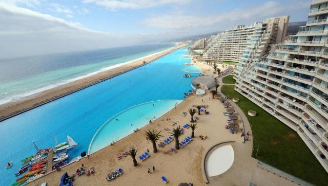 The World's Craziest Hotel Pools (PHOTOS) | HuffPost Life