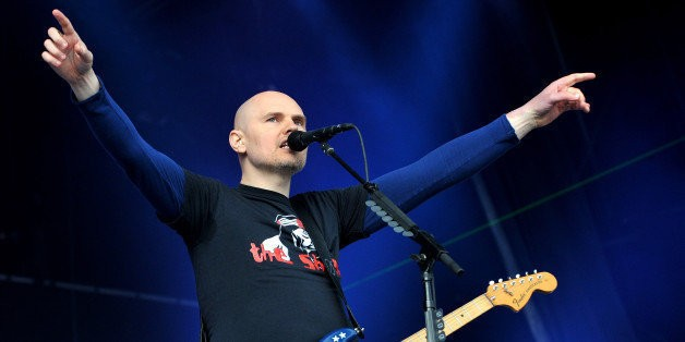 Billy Corgan Says Smashing Pumpkins Are Still Better Than Pearl Jam And Foo Fighters