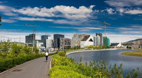Norway's Capital To Ban Private Cars From City Center By 2019
