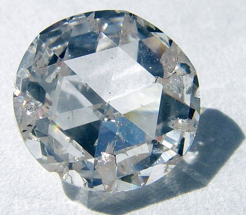 Diamonds Are Bullshit