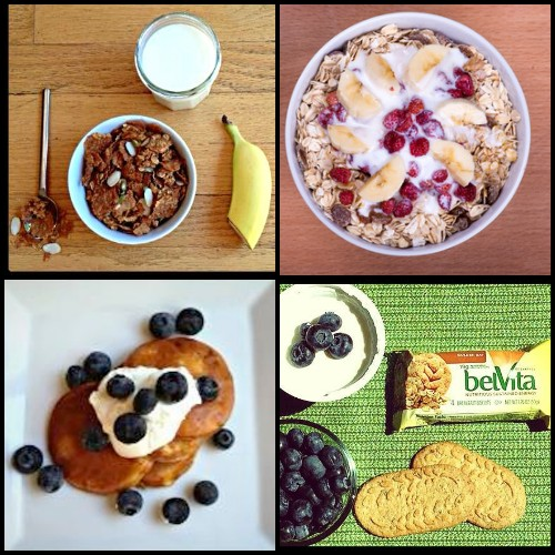A Week's Worth of Protein-Packed Breakfasts