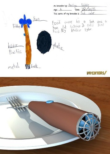 9 Awesome Inventions Courtesy Of Kids' Fascinating Imaginations | HuffPost Life