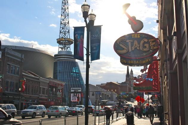 Nashville: The Hottest Travel Destination Of 2018