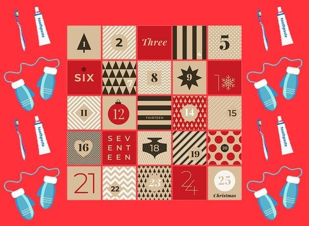 How To Make A Reverse Advent Calendar For Those In Need Of Help This Christmas