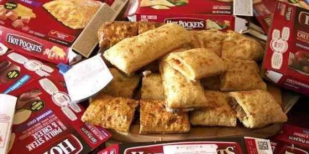 We Ate and Ranked Every Hot Pocket