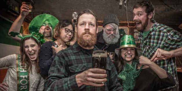 31 People You See at Every Bar on St. Patrick's Day
