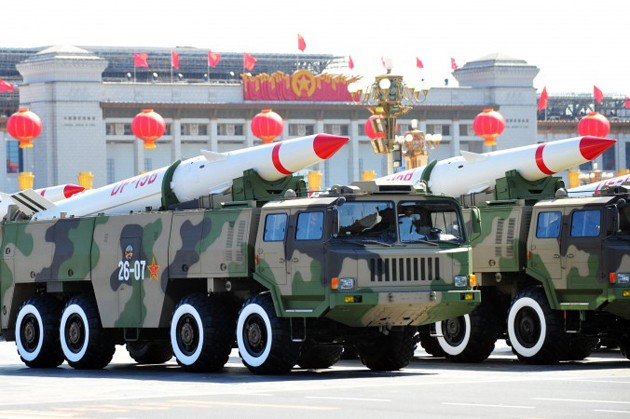 China May Put its Nuclear Weapons on High Alert, and It's a Dangerous Idea