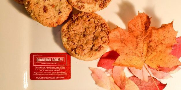 Thanksgiving Stuffing Cookies Are About To Blow Your Mind (EXCLUSIVE RECIPE) | HuffPost Life