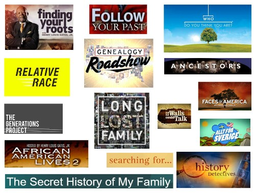 Genealogy Is Officially a TV Genre
