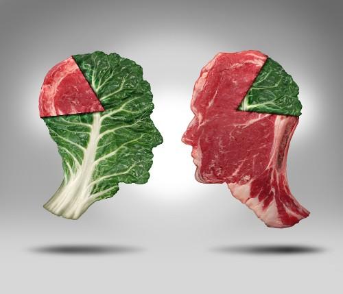 Vegan Food and Vegetarian Diets Linked to Good Health