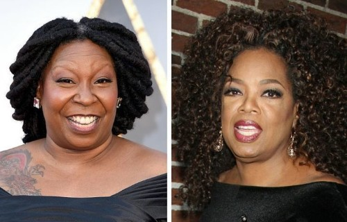 Someone Confused Whoopi Goldberg For Oprah At The Oscars