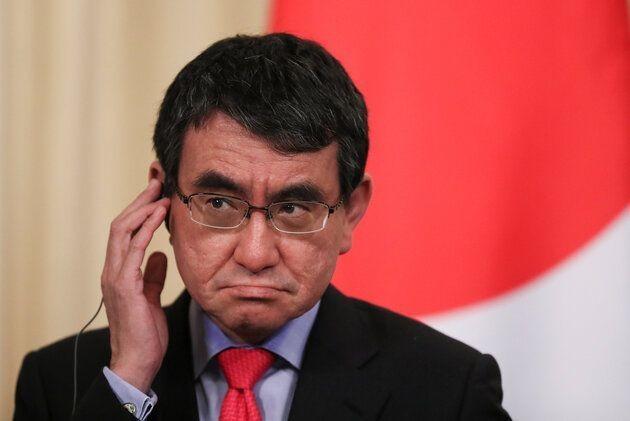 河野太郎氏が謎のツイート「ああ、ベーコンは、結局、^%£$+*•!%🌀✔️✖️🎶💱」