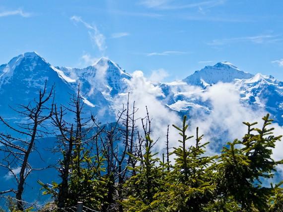 Planet Appetite: Mountain Riders in the Sky, Interlaken, Switzerland