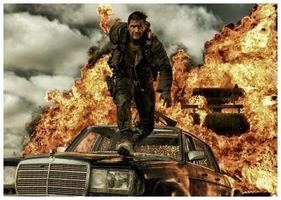 Unimpressed at the Apocalypse: Hour of the Wolf Movie Review of Mad Max: Fury Road