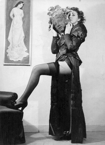 Leonor Fini And The Women Who Wear Halloween Costumes Every Day
