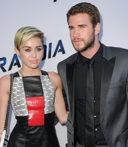 Liam Hemsworth Denies Miley Cyrus Engagement Reports