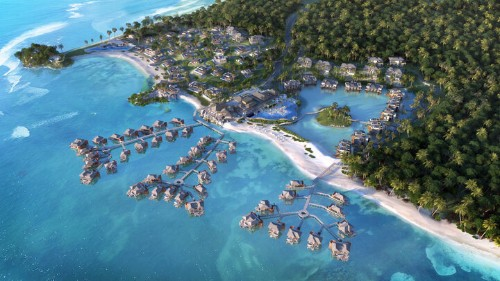 You Don't Have To Go To Bora Bora For An Overwater Bungalow | HuffPost Life