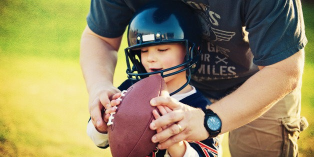Having a Son Has Ruined Football for Me | HuffPost Life