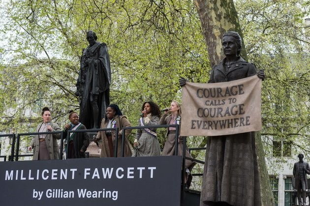 Women First Voted 100 Years Ago Today But Equality Is Far From Won