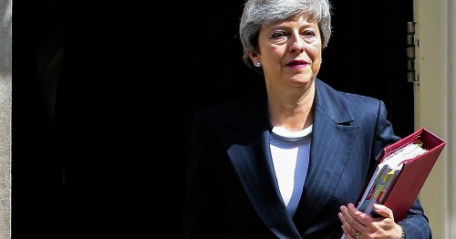 Theresa May Announces Date She Will Resign As Conservative Party Leader