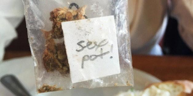 Meet The Woman Making Aphrodisiac Weed
