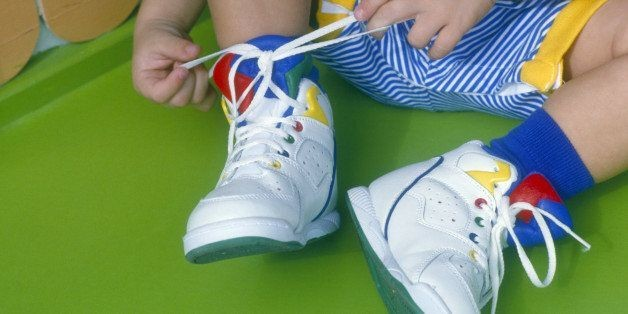 Let Your Kids Tie Their Own Shoelaces