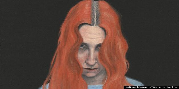 Audrey Niffenegger Art: 'Awake in the Dream World' Presents Surreal Portraits Of Mystical Women (PHOTOS)