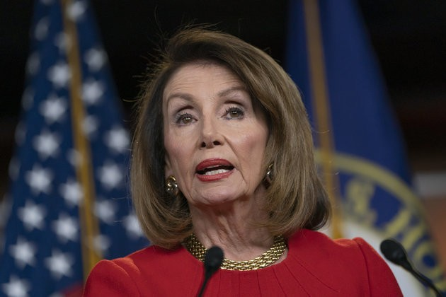 Nancy Pelosi Blasts 'Highly Unethical' Trump, Won't Rule Out Impeachment