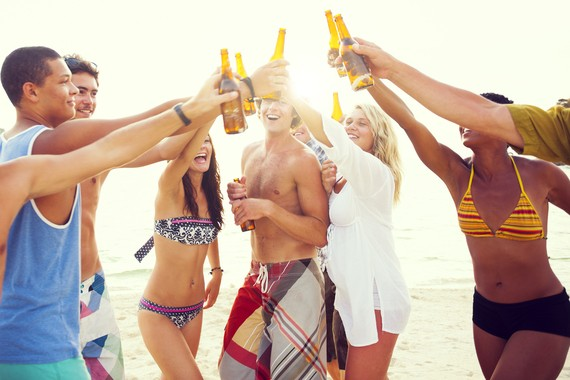 The 10 Best US Beaches Where You Can Drink (Legally)