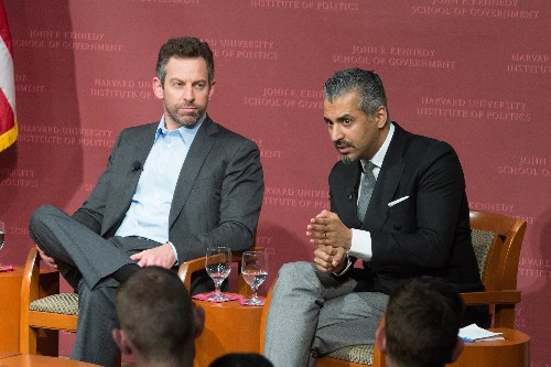 Sam Harris Is Not Religious, But He's Spiritual -- and He's Putting His Faith in the Power of Conversation