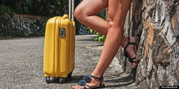 Traveling Alone: 5 Stress-Relieving Benefits Of Solo Journeys