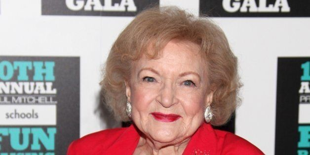 10 Things We Love About Betty White On Her 92nd Birthday
