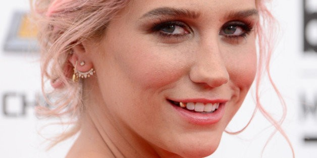 Kesha Opens Up About Life Before Rehab