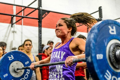 The Secret to Getting Better at CrossFit