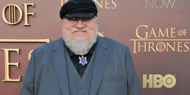 George R.R. Martin Won't Write A 'Game Of Thrones' Season 6 Episode