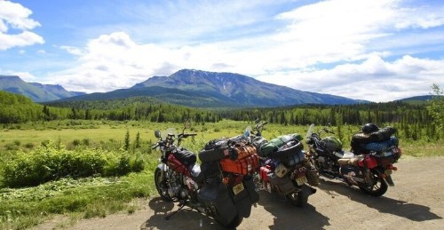 5 Lessons You Learn From Motorcycling Across North America | HuffPost Life