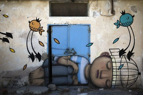 The 17 Lesser-Known Cities You Should Visit To See Street Art