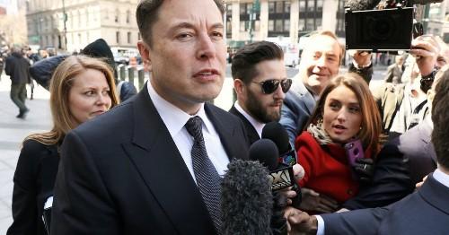 Elon Musk Faces Trial Over Calling British Cave Diver A 'Pedo'