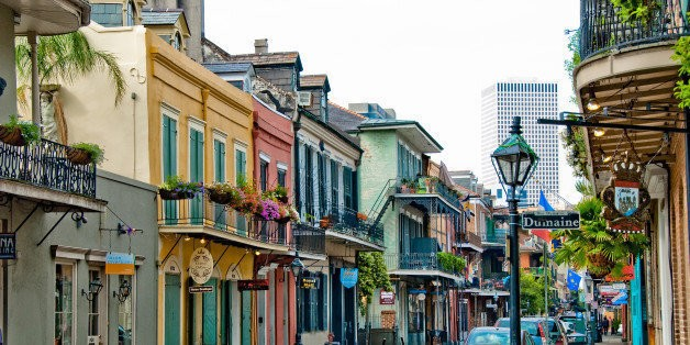 The One-Day Guide to New Orleans' Literary Landmarks