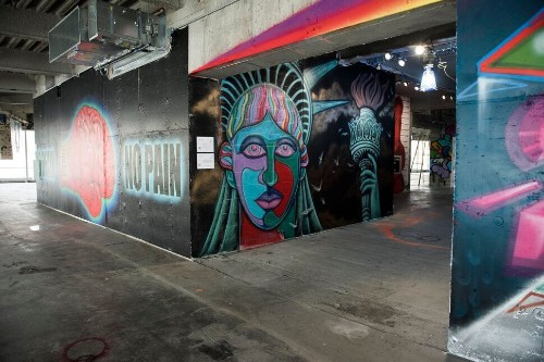The Street Art Hiding On The 69th Floor Of The World Trade Center