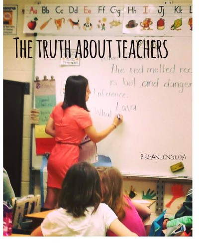 The Real Truth About Teachers