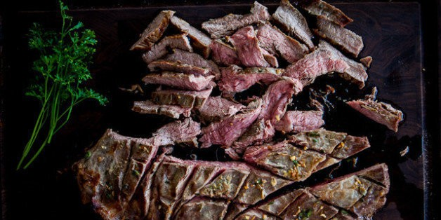 Flank Steak Recipes: Grilled, Stuffed, Braised And More (PHOTOS)