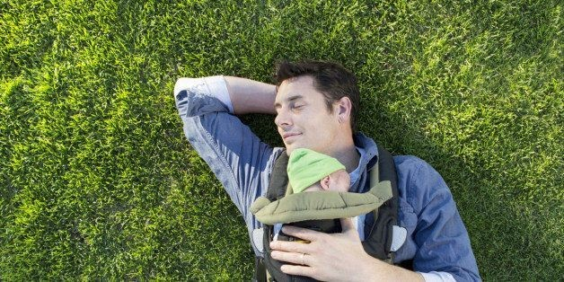 3 Ways Being a Lazy Dad Can Work | HuffPost Life