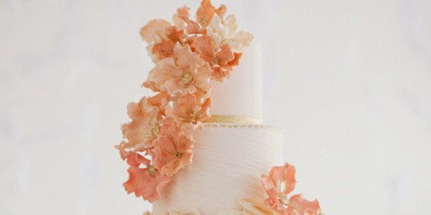 The Best Wedding Cakes of 2014 | HuffPost Life