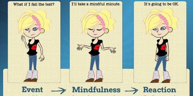 How Mindful Children React Differently to Challenges (Illustrated) | HuffPost Life