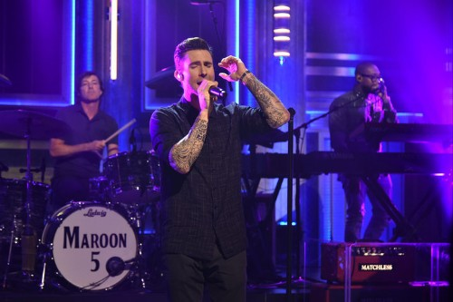 Maroon 5 Is 'Blocking Out The Noise' Amid Super Bowl Halftime Show Backlash