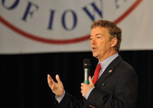 Spy On Muslim Americans? 'Absolutely Not,' Rand Paul Says