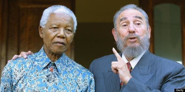 Nelson Mandela, Fidel Castro: A Relationship Built On Mutual Admiration