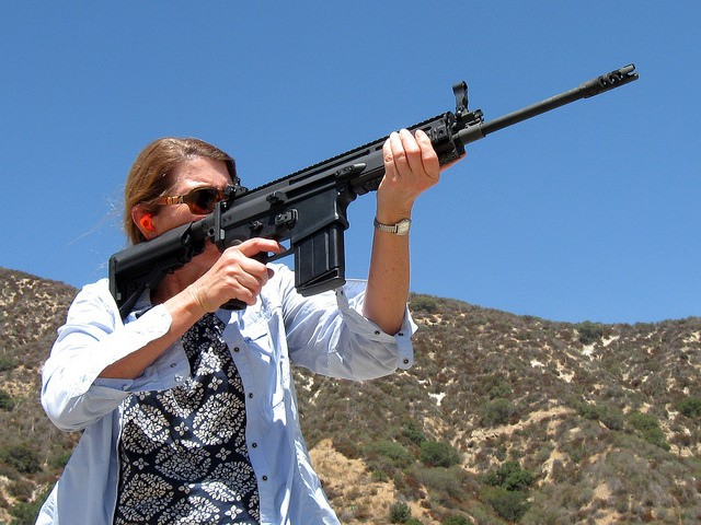 If Guns Are So Good, Invite 'Em to GOP Rallies