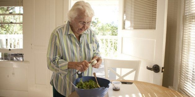 5 Reasons Your Great-Grandmother Was Healthier Than You | HuffPost Life
